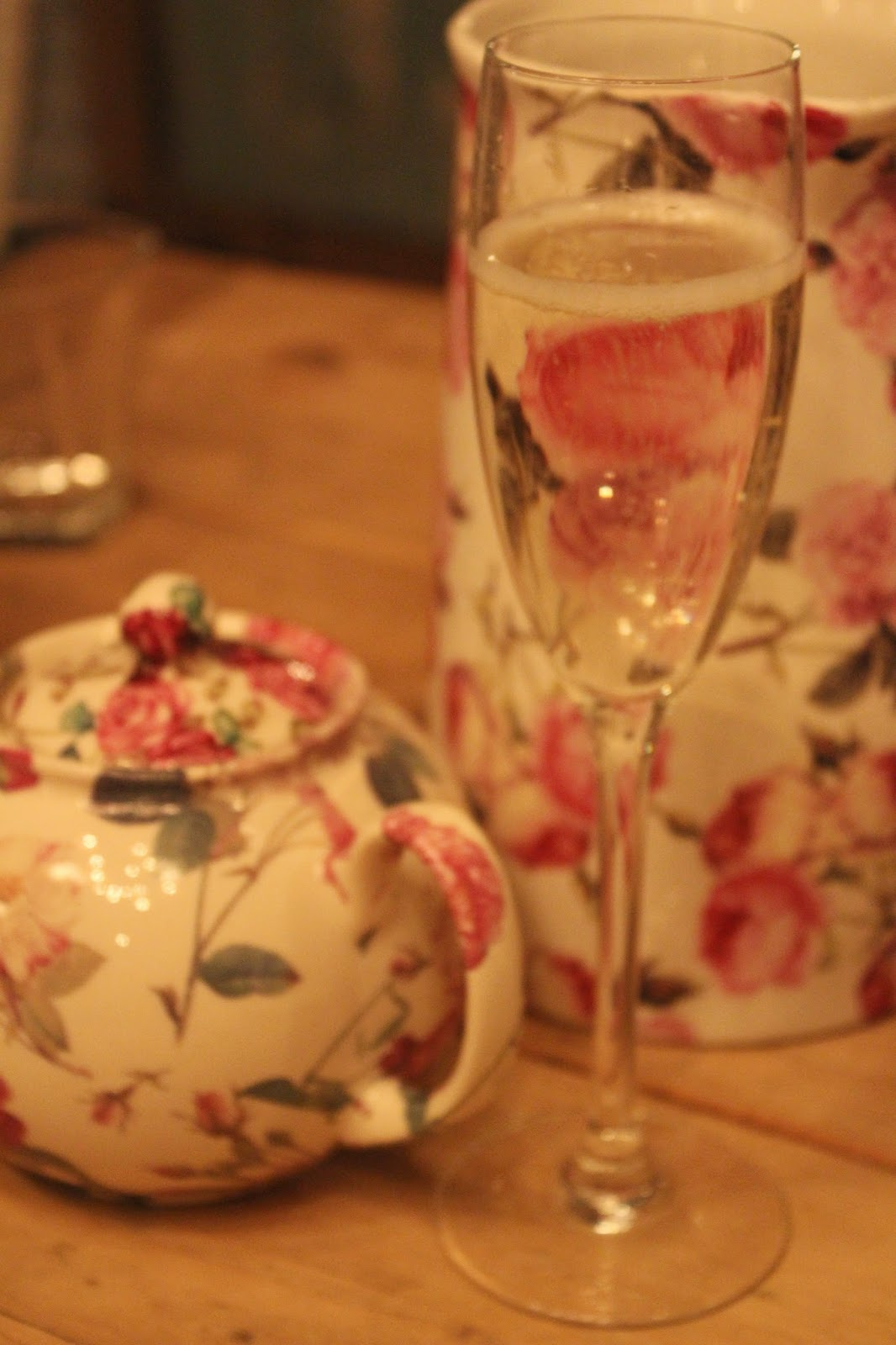 Bloggers Tea Party at The Botanist