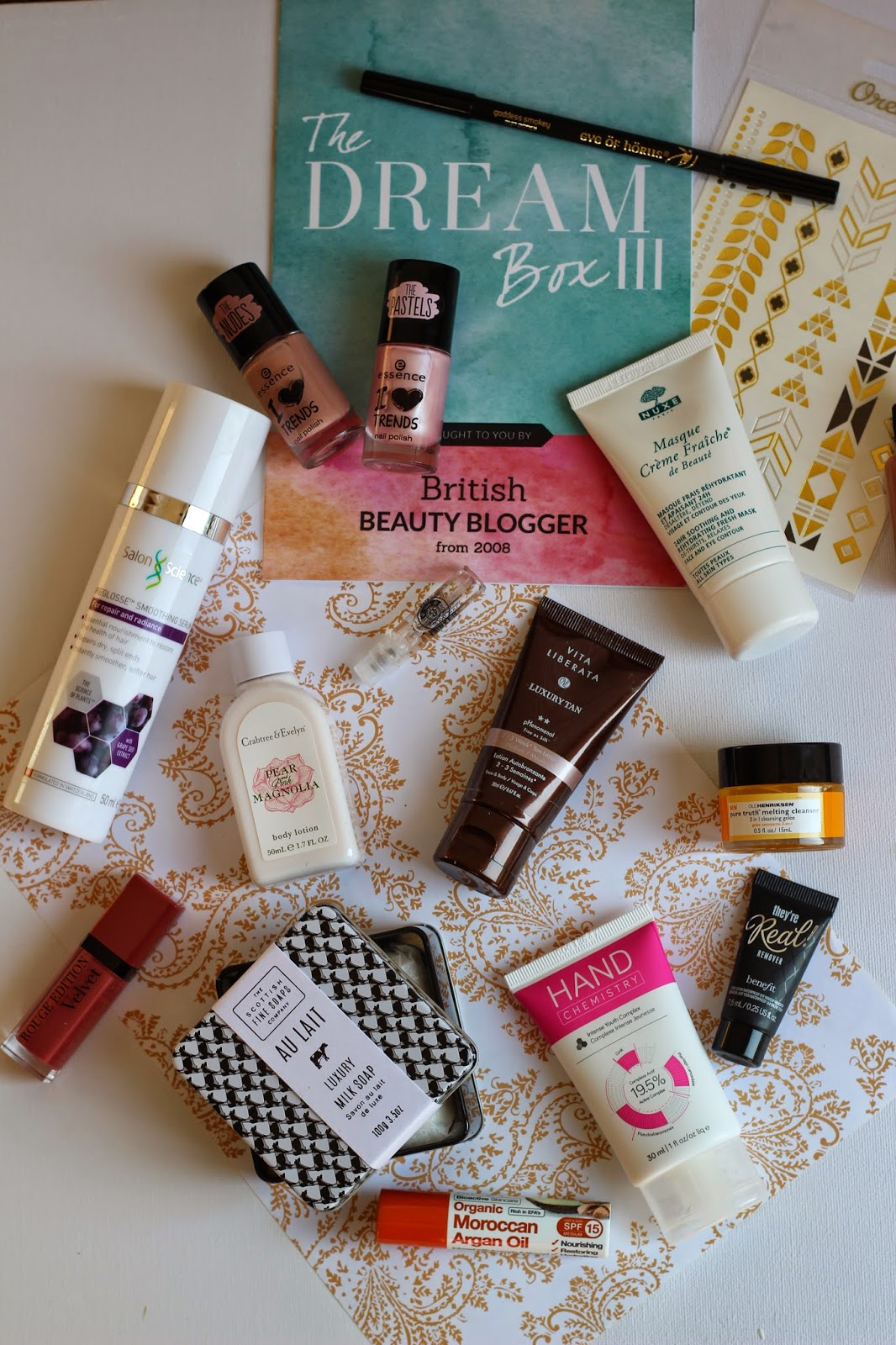 British Beauty Blogger: Dream Box III